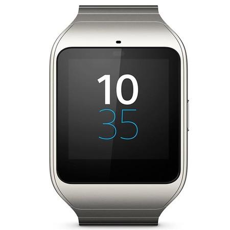 Sony Smartwatch 3 Acero