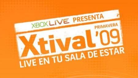 Juega gratis en Xbox Live otra vez en el Xtival 09