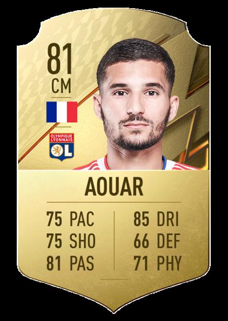 Aouar FIFA 22