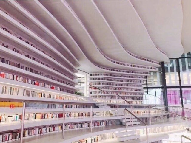 Tianjin Library5