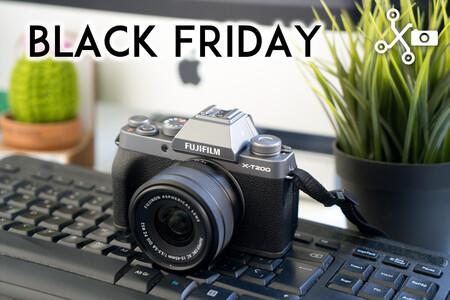 Fujifilm X-T200 por solo 499 euros en Amazon, mejor precio de la semana del Black Friday 2020