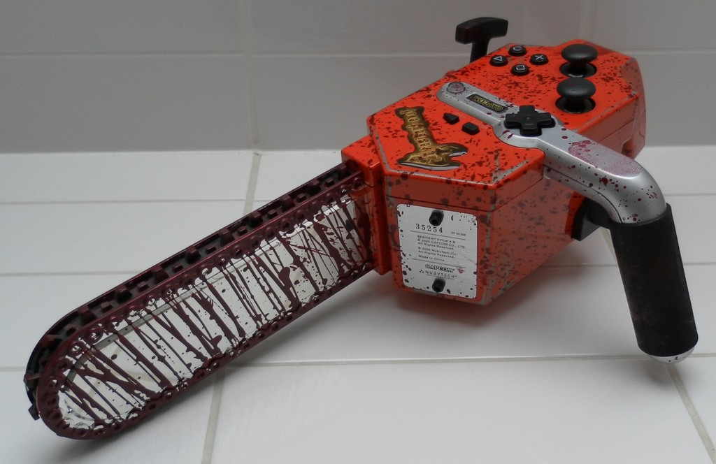 Re4 Chainsaw 3