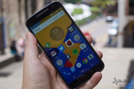 Moto G4 Actualizacion Android Nougat