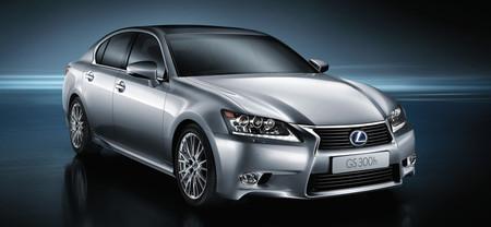 Lexus GS 300h, un híbrido de lujo más accesible