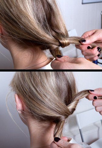 double-hair-knot-first-knot.jpg