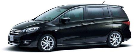 """El Mazda5 se """"nissaniza"""" en Japón"""