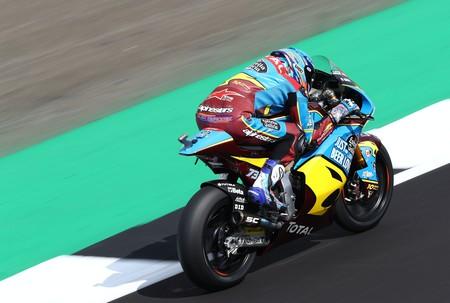 Álex Márquez lidera el triplete español en la clasificación de Moto2 en Silverstone