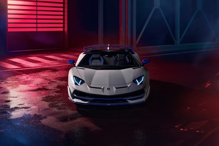Lamborghini Aventador Svj Xago 3