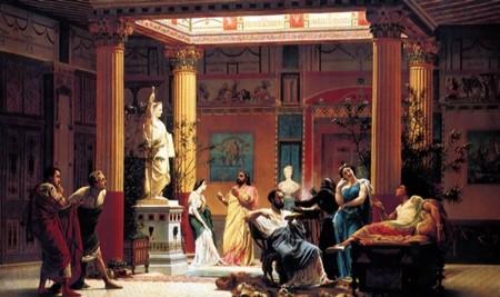 Gustave Boulanger The Flute Concert