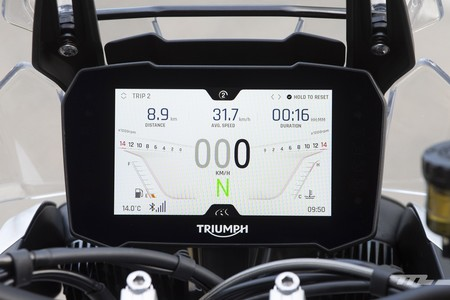 Triumph Tiger 900 2020 Prueba