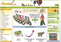 Kinuma: tienda online de juguetes de madera