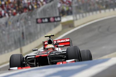 Lewis Hamilton se hace con la última pole de la temporada