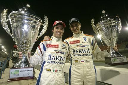 Doblete del equipo Barwa Campos en Qatar