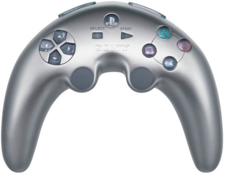 PS4 Concepto de mando