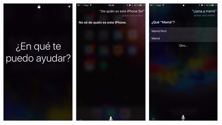 8567edb1de7 Como es probable que el dueño no haya registrado los datos, la segunda  opción es pedirle a Siri que llame a algún contacto, ¿y qué contactos  solemos tener ...