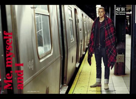 ¿Lograrán las capas convertirse en prenda must del guardarropa masculino este invierno?
