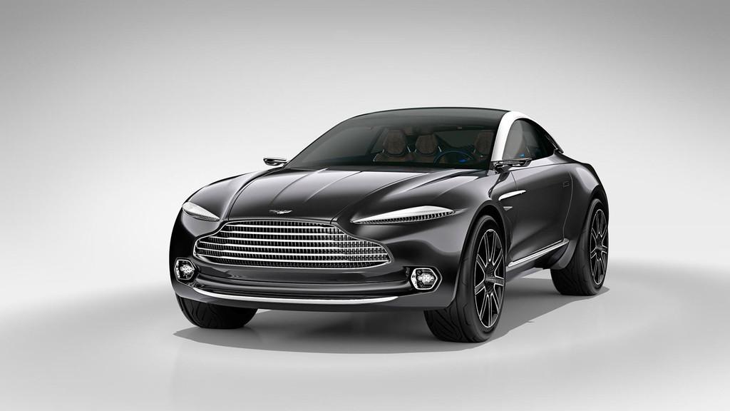 Aston Martin Varekai, así se llamará el SUV de la marca británica