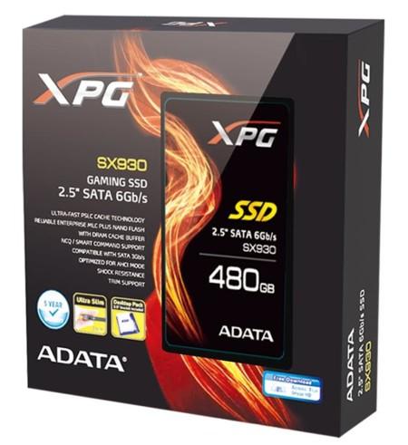 Adata Xpg Sx930 Ssd