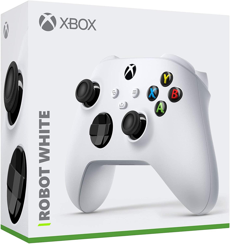 Control Inalámbrico Xbox - Robot White