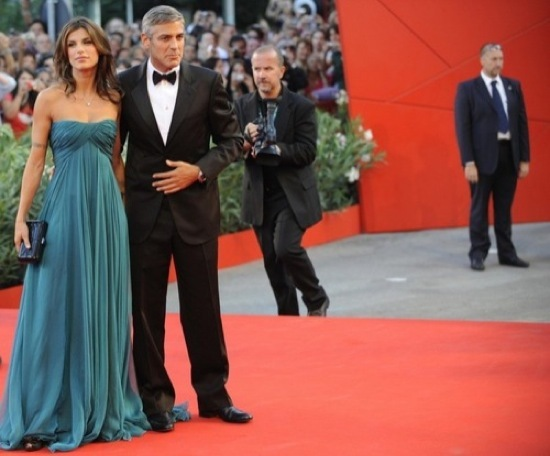 Foto de George Clooney, Ewan McGregor, Matt Demon y más nombres en el Festival de Venecia 2009 (7/35)