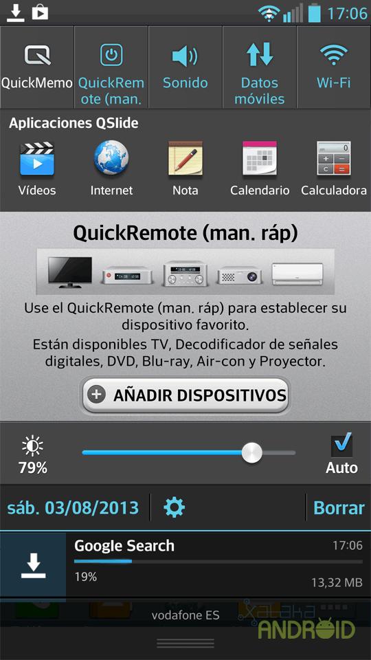 Foto de LG Optimus G Pro, capturas de pantalla (26/26)