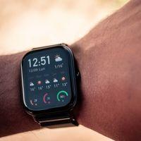 Xiaomi Amazfit GTS, un reloj inteligente con la estética del Apple Watch y una autonomía brutal, a precio de ganga hoy: 99 euros