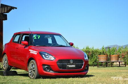 ¿Yay o nah? Manejamos el Suzuki Swift Boosterjet