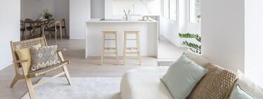 Luminosa, amplia, moderna... así es esta vivienda diseñada por LaiaUbia Studio