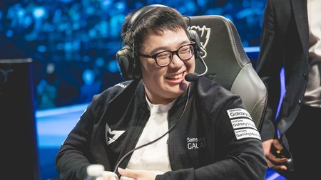 ¿El mejor equipo coreano? Samsung Galaxy vs Team WE
