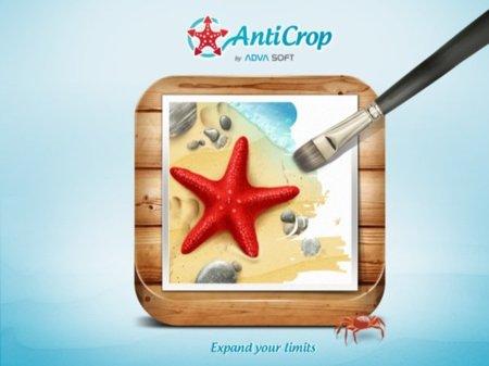 Pantalla de presentación de Anticrop