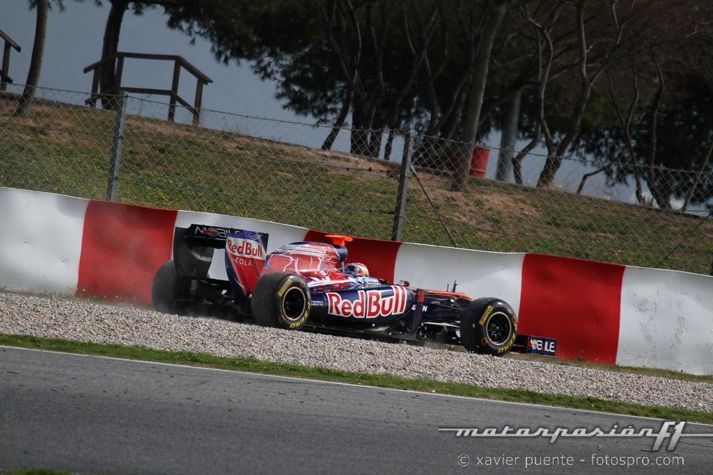 Foto de Entrenamientos Pretemporada 2011 - Circuit de Catalunya (II) - Miercoles (39/50)