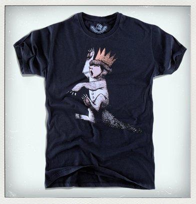 Pull and Bear y sus camisetas tributo a la película 'Donde viven los monstruos'