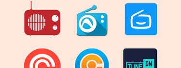 My mobile doesn't have FM radio: eight applications to listen to your favorite stations