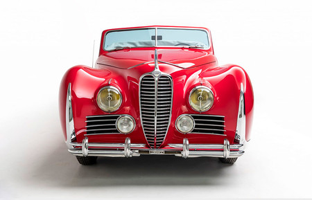 Delahaye Type 175 Cabriolet 1949 Elton John
