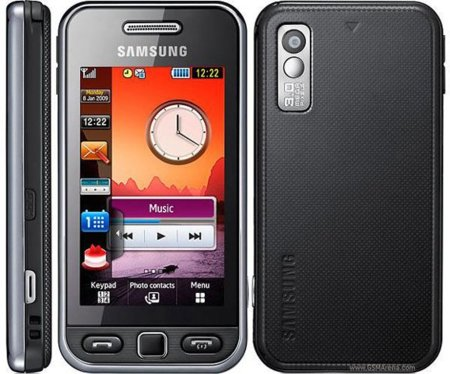 Samsung Star S5230 ahora gratis con Orange