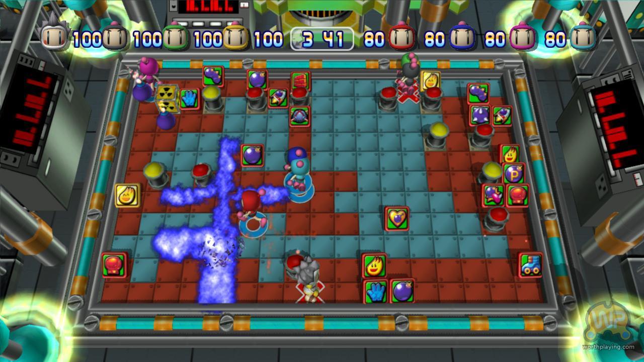 Foto de 031210 - Bomberman Live: Battlefest (1/6)