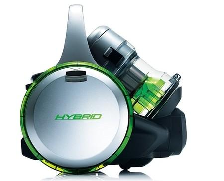 Panasonic MC-HS700G, la aspiradora híbrida que además recarga tu smartphone