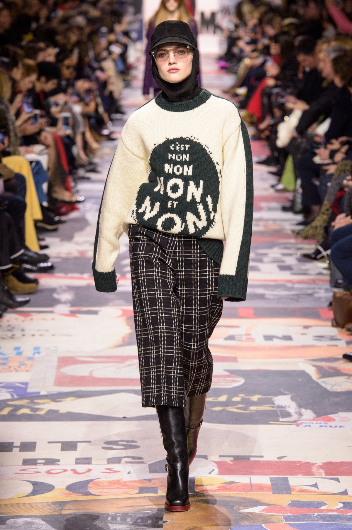 Dior otoño-invierno 2018/2019