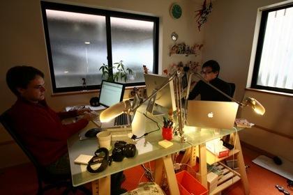 Entrevista maquera a Héctor García, Kirai para los bloggers