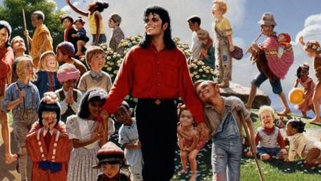 El archivo de inquietantes cuadros que Michael Jackson encargó sobre sí mismo