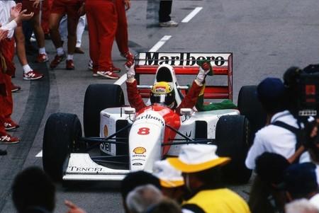 Ayrton Senna Last Win