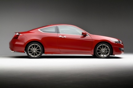 Honda Accord Coupe HFP, mitad sedán mitad coupé, mitad japonés mitad americano