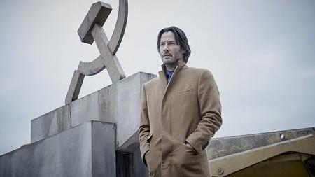 Tráiler de 'Siberia': Keanu Reeves se enfrenta a criminales rusos en su nuevo thriller
