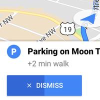 Google Maps para Android podrá sugerirte el parking más próximo a tu destino