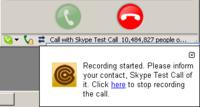 Call Graph, graba las conversaciones de Skype