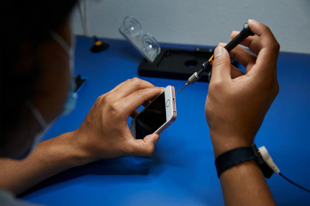 Apple expande su programa de reparaciones independientes a más de 200 países
