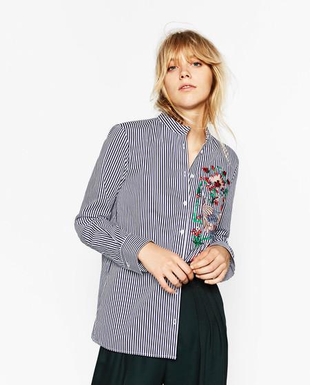 fd57ef688 Por qué comienzan a aburrir las camisas bordadas de Zara?