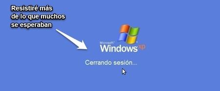 Windows XP, el sistema operativo del día de la marmota