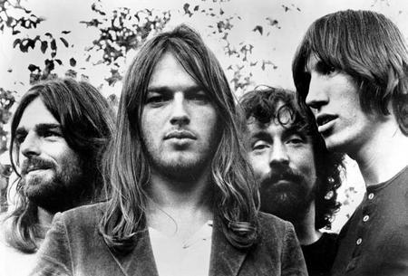 Pink Floyd Circa 1970