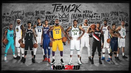 La saga NBA 2K se adaptará a la ley belga contra las cajas de botín